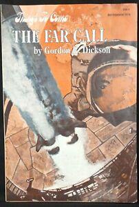 Things To Come Newsletter September 1978 The Far Call Gordon R. Dickson