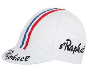 St Raphael Retro Team Cotton Cycling Cap Italian made L'Eroica Anquetil