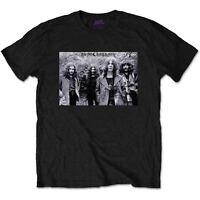 Black Sabbath T-Shirt Heavy Metal Photo Ozzy New 100% Black Cotton in MD - 2XL
