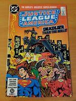 Justice League of America #221 ~ NEAR MINT NM ~ 1983 DC Comics