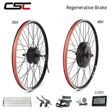 ebike Conversion Kit 26 27 28 29 700C Cycling Motor Hub Include Tax
