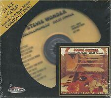 Wonder, Stevie Fulfillingness' First F. 24 Karat Gold CD Audio Fidelity Neu OVP