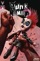 Punk Mambo #4 Cover A Valiant Comic 1st Print 2019 Unread NM