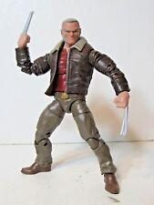 "Marvel Legends Infinite Warlock Series Old Men Logan Wolverine 6"" action figure"