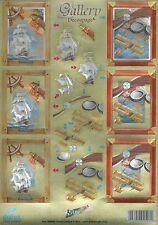 Dufex – 3D Decoupage - Gallery - Die Cut – Nautical