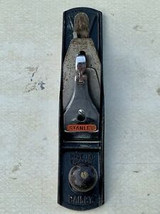 STANLEY BAILEY NO 5 1/2 WOODWORKING PLANE MADE IN ENGLAND