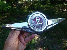 CMC Checker Cab Hood emblem badge ornament Marathon Taxi