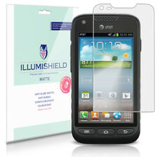 iLLumiShield Matte Screen Protector 3x for Samsung Galaxy Rugby Pro (SGH-I547)