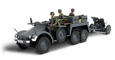Forces of Valor German KFZ. 69 Towed PAK 36 Baltic States 1941 1/32 Scale 80083