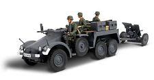 Forces of valor german kfz. 69 remorqué pak 36 états baltes à l'échelle 1941 1/32 80083