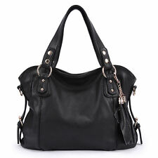 Women Handbag Shoulder Bags Tote Purse Genuine Leather Women Messenger Hobo Bag