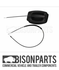 *FITS CITROEN RELAY (2006 - 2014) OUTER SLIDING DOOR HANDLE RH OR LH FIA035