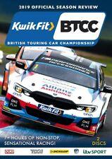 BTCC British Touring Car Championship - Official Review 2019 (New DVD 📀)