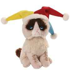 Gund 4054066 Grumpy Cat Jester Soft Toy Plush