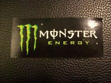 MONSTER ENERGY DRINK DECAL STICKER