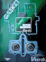 VESRAH Top End Gasket set kit Suzuki GS250 T/TX GSX250 ET/X/EX 1980-81 VG-757