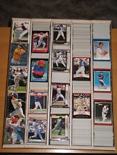 1994  Bowman Baseball Lot - Approximately 1069 cards to complete your set