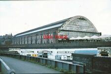 PHOTO  1980 MANCHESTER CENTRAL RAILWAY STATION 1980 TAKEN FROM THE APPROACH VIAD