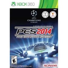 Pro Evolution Soccer 2014 Xbox 360 For PlayStation 3 PS3 Very Good 1E
