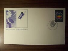 WORLD COMMUNICATION YEAR 1983 CANADA FDC VERY NICE COVER!