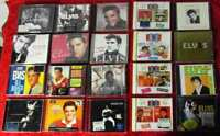 29 CD´s Elvis Presley - Sammlung -  incl. Live Performances & Soundtracks -