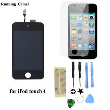 For Apple iPod Touch 4 4G 4th Generation LCD Touch Screen Assembly Black