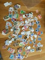 Portugal interesting stamp lot mostly used off paper