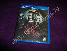 LIMITED RUN GAMES PS VITA ///Curses'n Chaos\ BRAND NEW SEALED