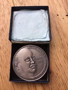 Boxed Austin Golden Jubilee 1905 to 1955 Commemorative Medal