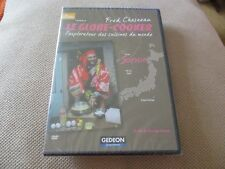 """DVD NEUF """"FRED CHESNEAU, LE GLOBE COOKER : LE JAPON"""" l'explorateur des cuisines"""