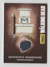 The Walking Dead AMC Costume Trading Card Terminus Resident M10.4