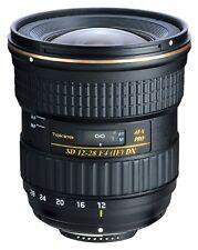 Objectifs zooms Tokina AT-X Pro pour appareil photo et caméscope Nikon F