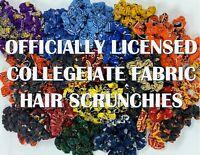 Louisiana State University LSU Tigers Hair Scrunchie-Scrunchy Fabric Hair Ties