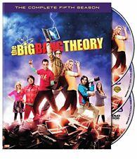 The Big Bang Theory: Season 5 [DVD] NEW!