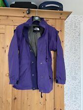 North Face Womens Stowaway III Waterproof Jacket Size M (12)