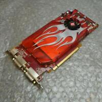 256MB Dell WX092 0WX092 ATI Radeon HD 2600 XT PCI-e Dual DVI / TV Graphics Card