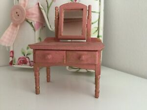 Dolls House 1/12th Scale Dressing Table