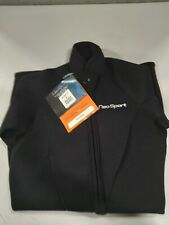 NEW NeoSport Womens Wetsuit Jacket 3mm Combo Jacket Diving - Premium Neoprene- 8