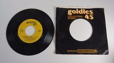 45 RPM Goldies 45 Record: Joey Dee & the Starliters - Peppermint Twist