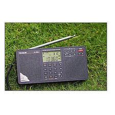 TECSUN Pl-398mp Digital DSP Radio FM Stereo MW LW SW Receiver Mp3 Player Radio
