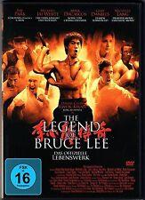 DVD/ The Legend of Bruce Lee - Das Offizielle Lebenswerk !! NEU&OVP !!