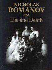 Nicholas Romanov: Life and Death. RARE  book. rRare photos. ENGLISH. Imperial
