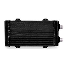 Mishimoto Universal Dual Pass Bar & Plate Oil Cooler Small - Black