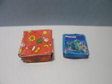 PLAYMOBIL – 2 paquets abimés / Package / 3517 3931 3950 4058 4150 5494