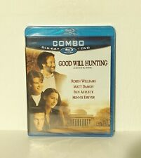 Good Will Hunting (Blu-ray/DVD, 2011, Canadian) NEW AUTHENTIC REGION A