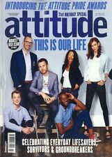 July Attitude Magazines for Men