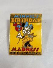 Disney Minnie's Moonlight Birthday Madness Cast Exclusive 1993 - NIP
