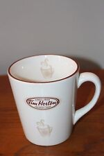 Tim Hortons Coffee Mug Limited Edition #007 Every Cup Tells A Story Advertising