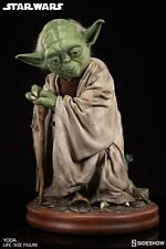 Sideshow Star Wars Life-Size Statue Yoda 81 cm Life Size 1:1 Lieferbar ab 1.9.