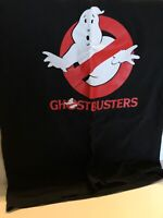 Ghostbusters Logo Who You Gonna Call Men's T Shirt L VINTAGE OOP NWOT RARE!